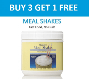 Promosi Meal Shakes Shaklee 2016