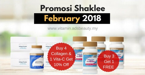 Promosi Shaklee Februari 2018 Promosi Shaklee February 2018 Cara Daftar Ahli Shaklee Online