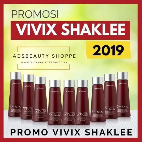 Harga Promosi Vivix Shaklee Harga 2019