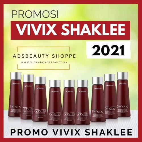 Harga Vivix Shaklee Harga 2021 Promosi Vivix Shaklee 2021 Harga Promosi Vivix Shaklee Harga 2021 Promo Vivix 2021