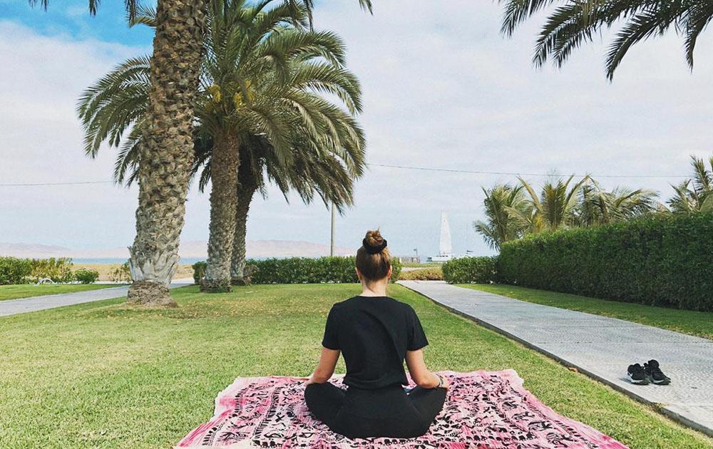 Meditación: 5 minutos para una versión más calmada de ti misma
