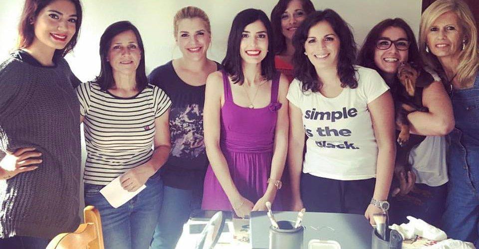 Workshop de Auto-Maquilhagem com Diana Gomes