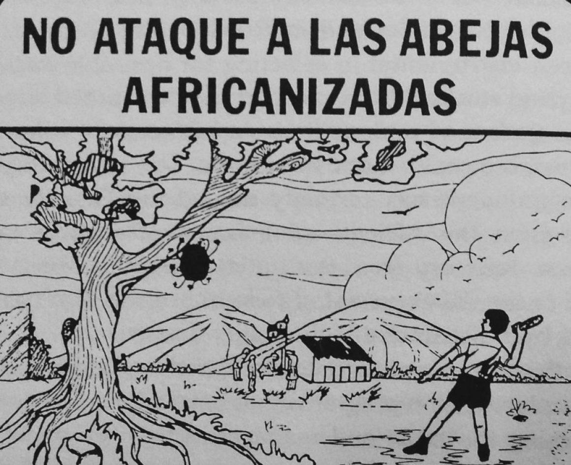 Poster Panama api killer africanizzate