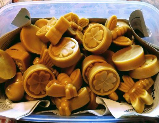 Cera d'api di Vitamina Bee