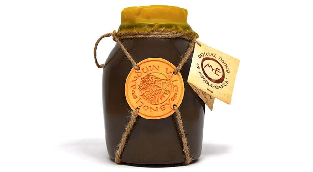 Middle-Earth Honey miele della terra di mezzo Tolkien