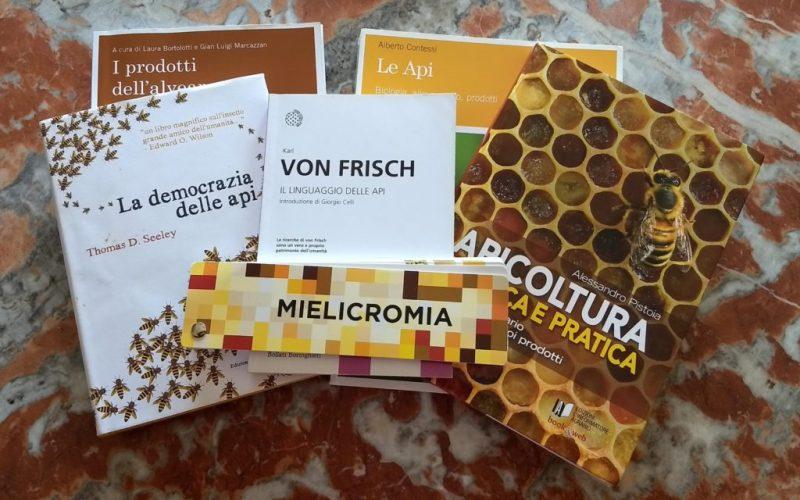 libri di apicoltura