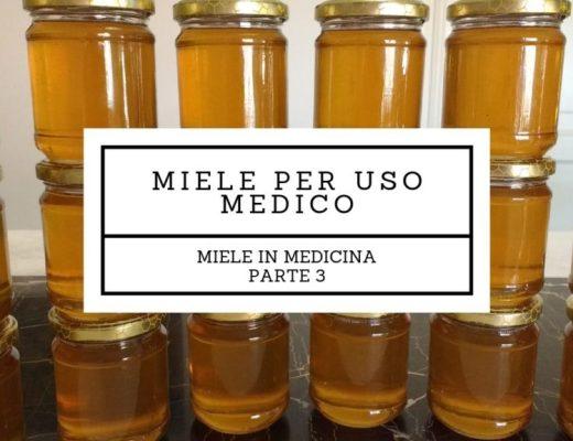 miele in medicina (3) miele per uso medico