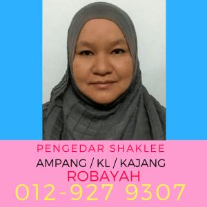 Pengedar Shaklee Ampang, Kuala Lumpur Dan Kajang