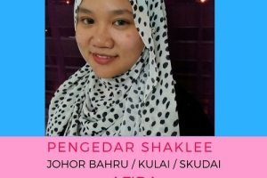 Pengedar Shaklee - Johor Bahru - JB - Kulai - Senai