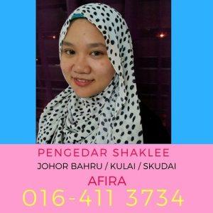Pengedar Shaklee - Johor Bahru - Pengedar Shaklee JB - Pengedar Shaklee Kulai - Pengedar Shaklee Senai - Agen Vivix Shaklee JB