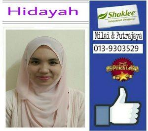 Pengedar Shaklee Nilai - Pengedar Shaklee Putrajaya - Pengedar Shaklee Salak Tinggi