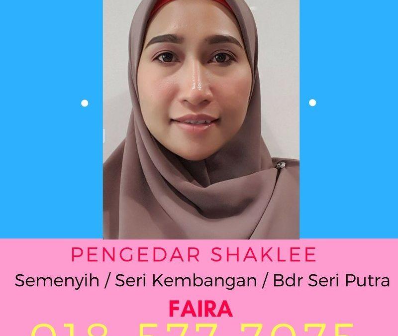 Pengedar Shaklee Semenyih, Seri Kembangan & Bandar Seri Putra 018-577 7075
