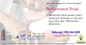 Set Gout Shaklee - Performance Orange Shaklee -Vitamin Untuk Pesakit Gout - Cara Rawat Gout Semulajadi