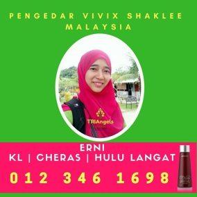 Pengedar Shaklee / Pengedar Vivix Shaklee Kuala Lumpur, Cheras, Ampang & Hulu Langat