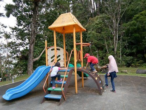 Bercuti Ke Fraser Hill - Bermalam Atau Balik Hari - Playground