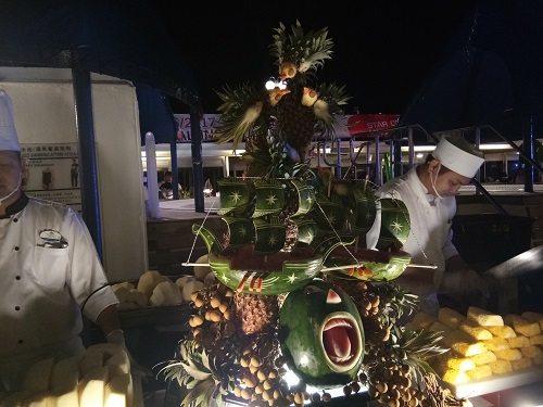 Tips Bercuti Dengan Star Cruise Libra - Langkawi, Penang & Phuket - Dinner 3