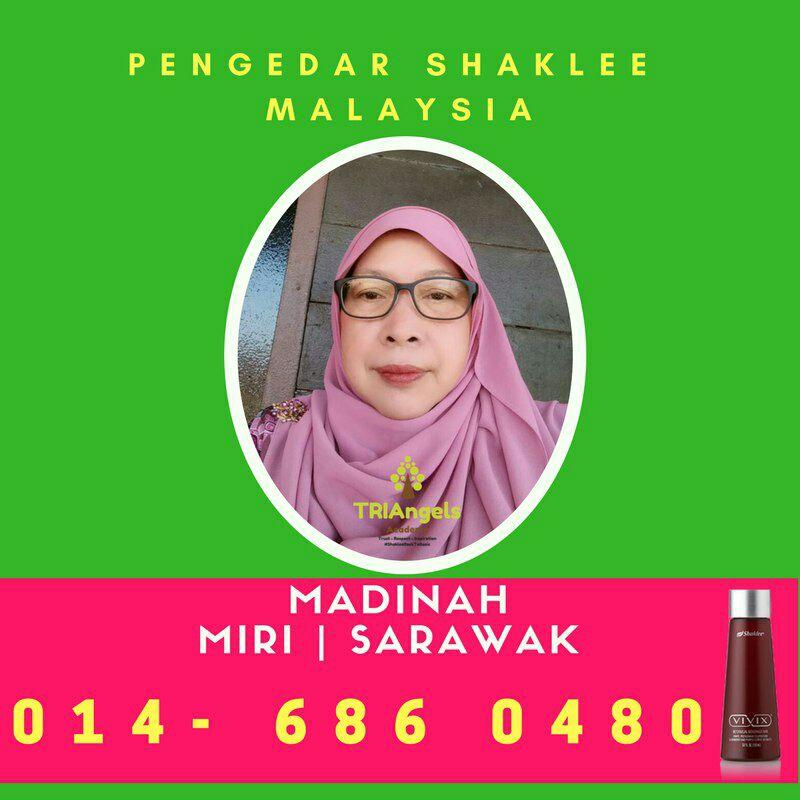 Pengedar Shaklee Miri, Sarawak