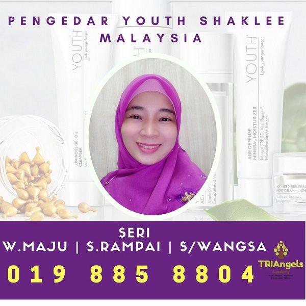 Pengedar Shaklee Youth Shaklee Wangsa Maju, Setiawangsa, Sri Rampai - Agent Youth Kuala Lumpur - Melawati - Hulu Kelang