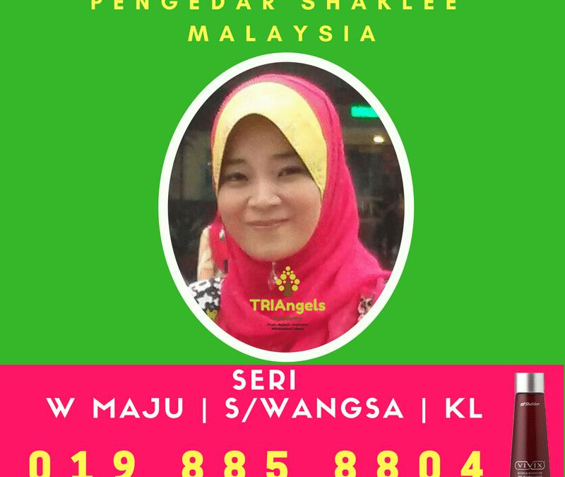 Pengedar Shaklee Wangsa Maju, Setiawangsa, Sri Rampai & Kuala Lumpur 019-8858804