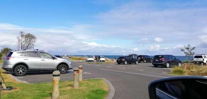 Bercuti Ke Melbourne - St Kilda Beach - Brighton Box - Parking