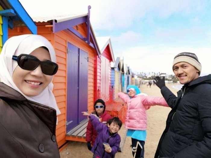 Bercuti Ke Melbourne - St Kilda Beach - Brighton Box St Kilda