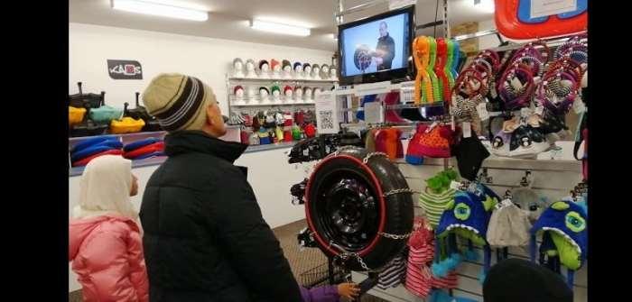 Pengalaman Bercuti Ke Melbourne Dengan Anak - Cara Pasang Tyre Chain