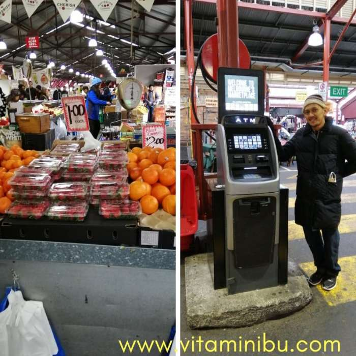 Pengalaman Bercuti Ke Melbourne Dengan Anak - Queen Victoria Market - Shopping di Melbourne