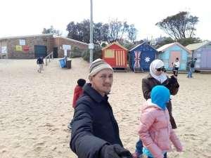 Tempat Menarik Di Melbourne - tempat Percutian Menarik Di St kilda Beach - Brighton Beach