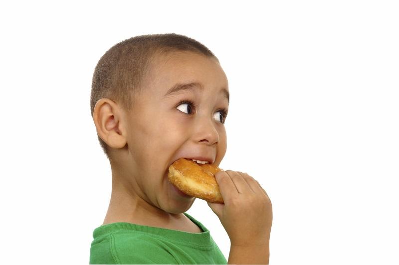 Resepi Donut Gebu Ala Big Apple - Step By Step | Vitamin Ibu
