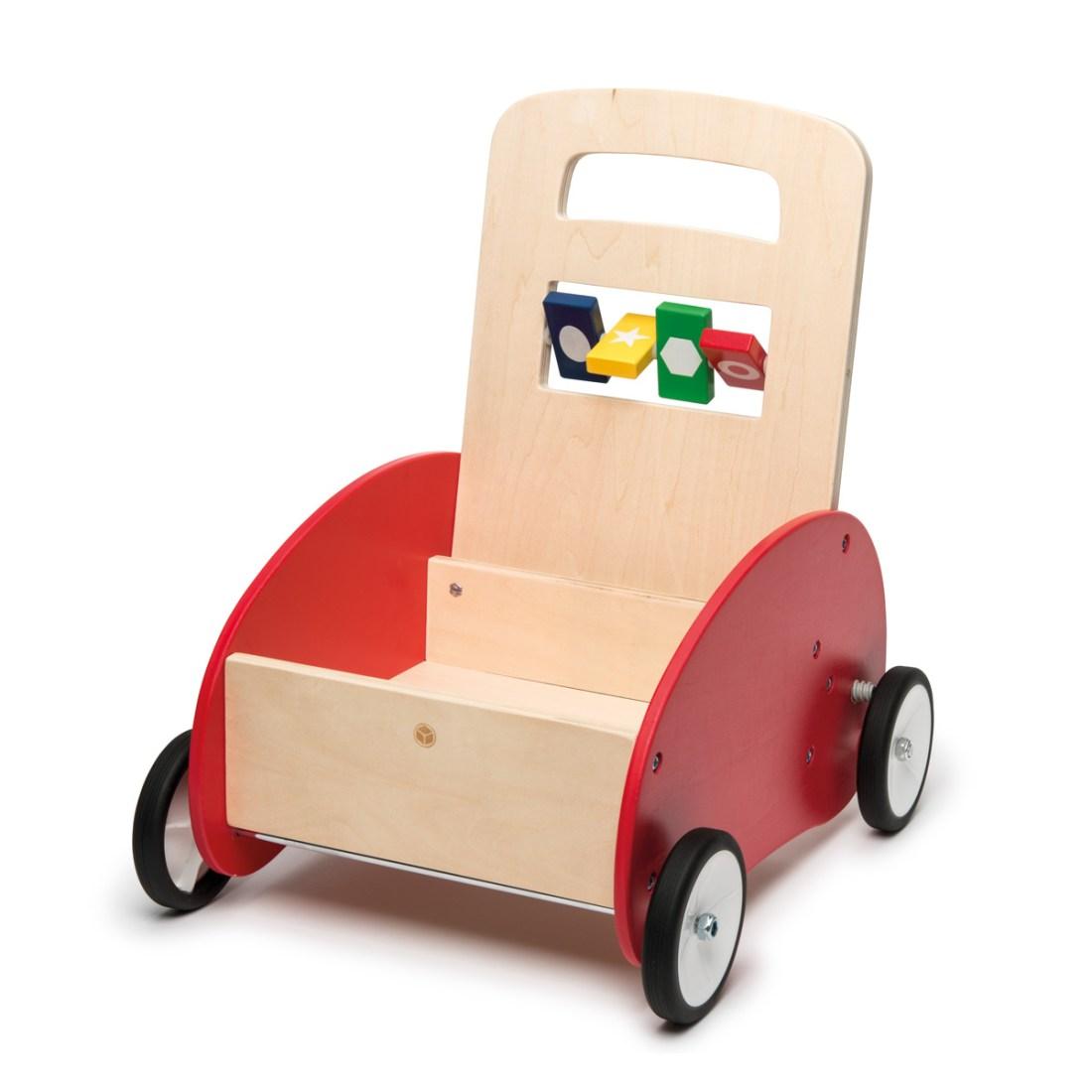 Le chariot pousseur Vit'anime