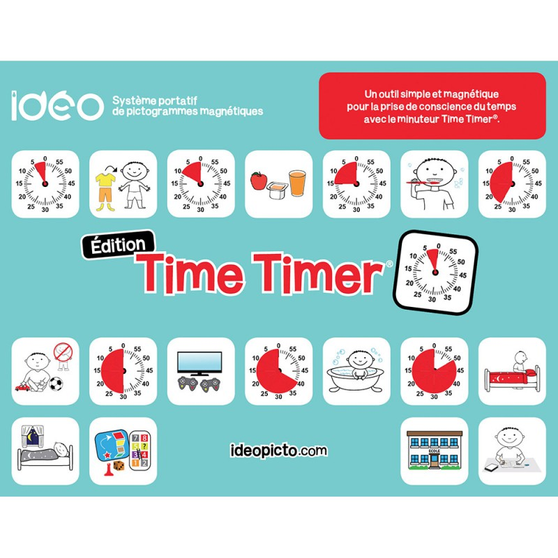 Time Timer Idéo Vit'anime