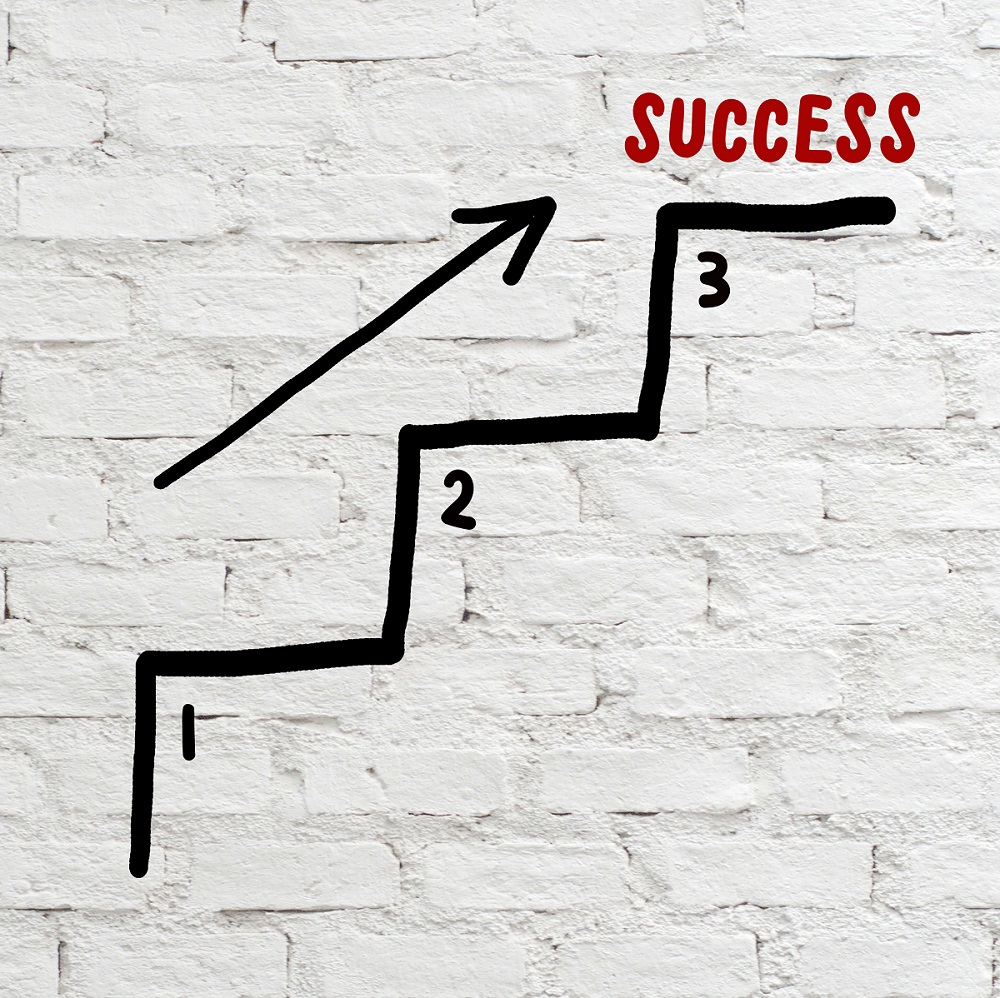 Vitargo 3 steps to success