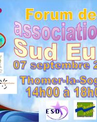1er Forum des Associations Sud Eure.