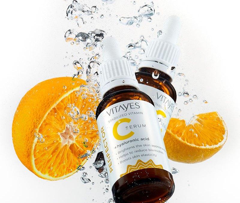 Vitamina C, l'alleato perfetto contro macchie e rughe della pelle