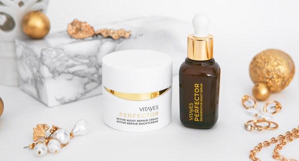 PERFECTOR REGENERATIVE Night Serum, siero notte rigenerante, e PERFECTOR Night Cream - BEAUTY ROUTINE NOTTE