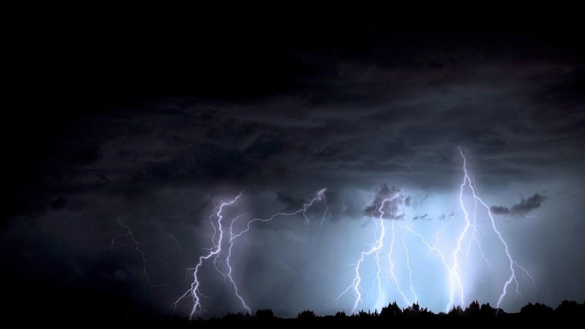 Arriva la tempesta