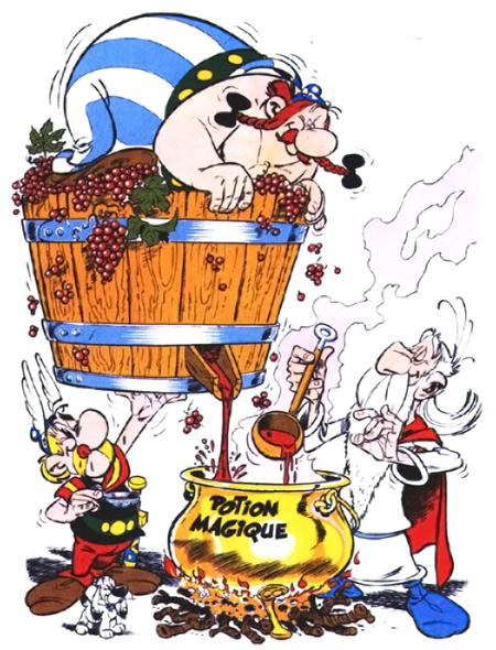 obelix_asterix_vino