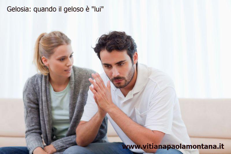 gelosia maschile- come gestirla