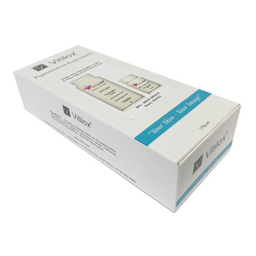 Vitilox Vitiligo Cream and Vitamins