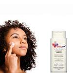 Vitilox Pigmentation Cream application