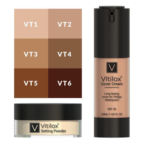 Vitiligo Face Camo Cream