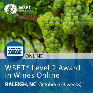 vitis house wset level 2 award in wines online
