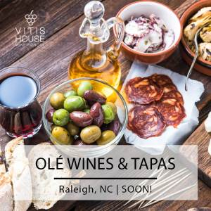 ole wines y tapas soon