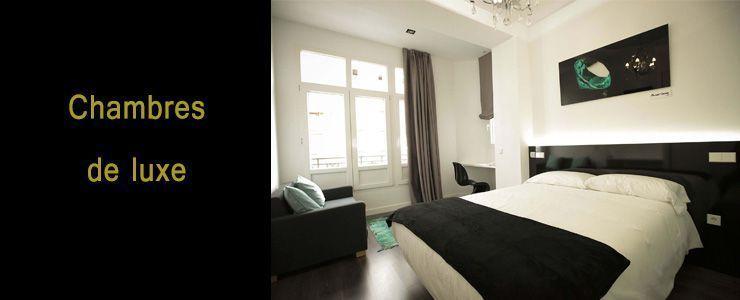 chambres de luxe