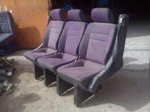 Καθίσματα Mercedes-Benz