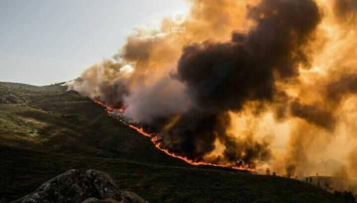 Incêndio 15 Outubro