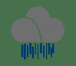 Chuva intensa ou aguaceiros fortes