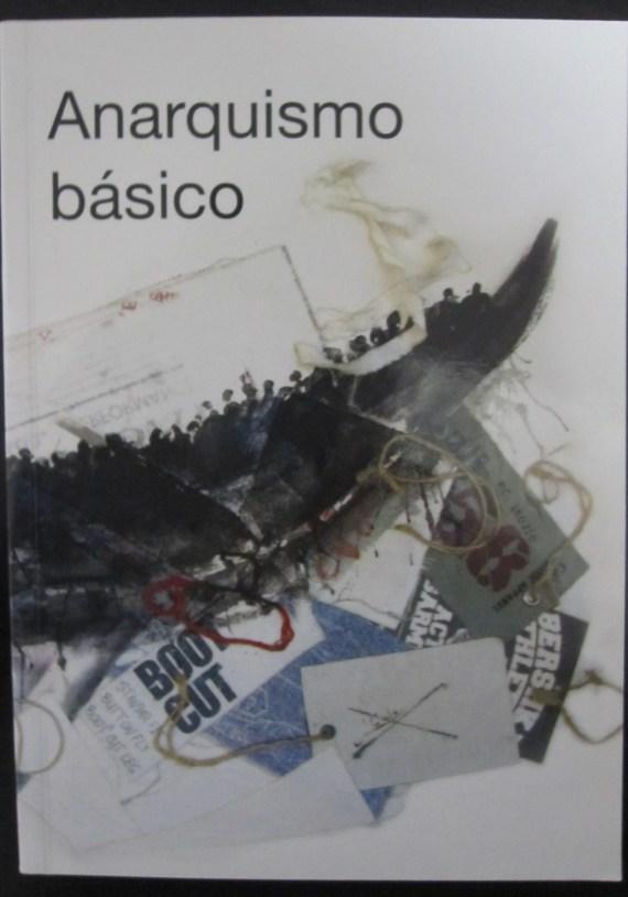 Libro Anarquismo básico