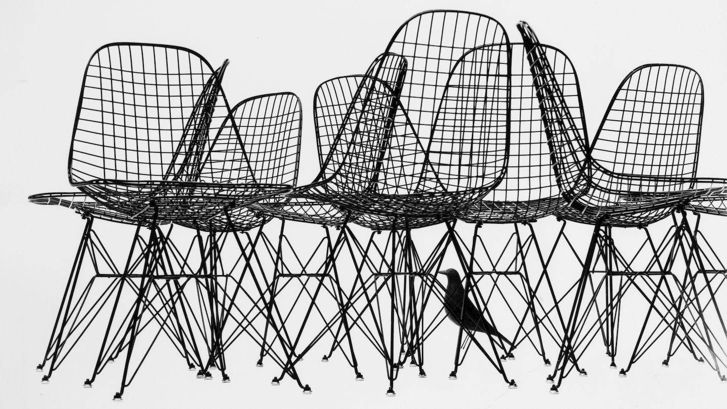 Eames Wire Chair Vitra Wire Chair