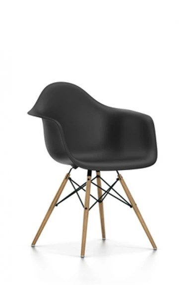 eames bucket chair discount banquet covers vitra plastic daw charles ray